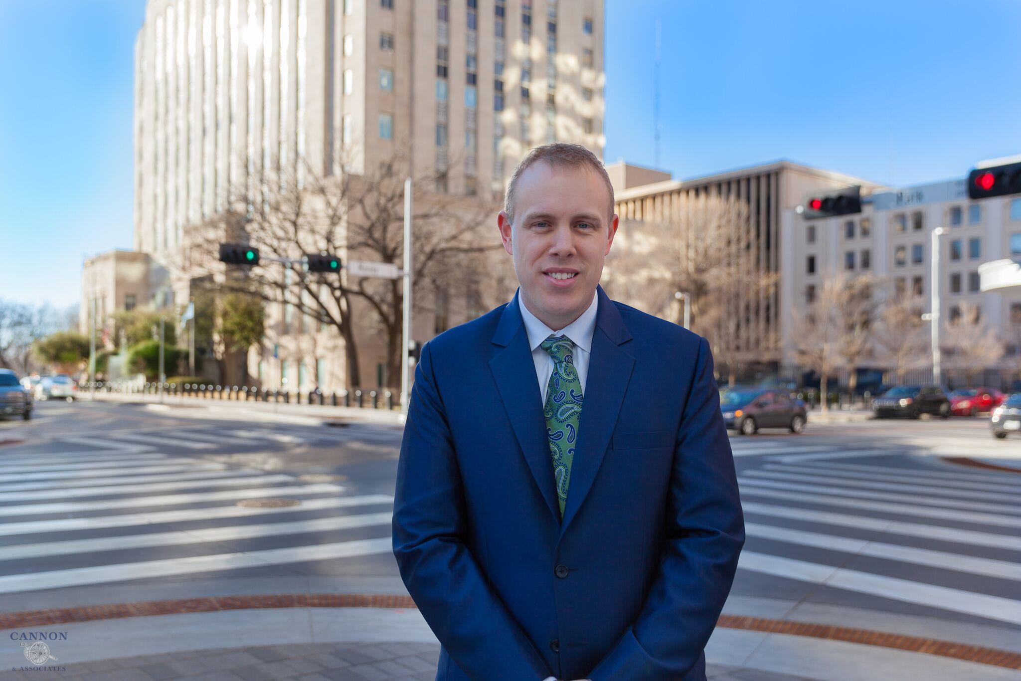 Attorney Bio: John P  Cannon | Oklahoma City Lawyer